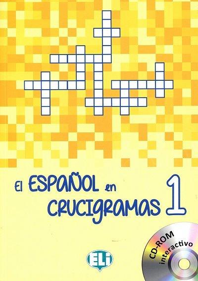 El espanol en crucigramas 1 Książka + CD-ROM