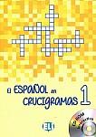 El espanol en crucigramas 1 Książka+CD-ROM