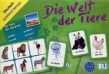 Die Welt der Tiere Gra językowa z polską instrukcją i suplementem