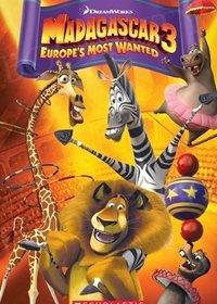 Madagascar 3 (Poziom 3) Reader + Audio CD