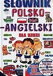 Słownik polsko-angielski dla dzieci Książka+CD