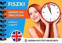 Fiszki Gramatyka obrazkowa Język angielski