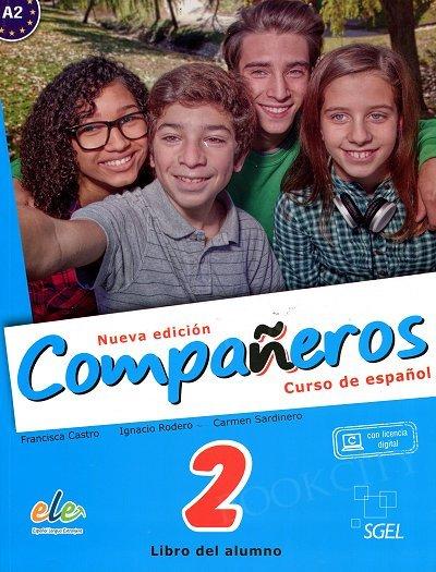 Companeros 2 Nueva Edición podręcznik