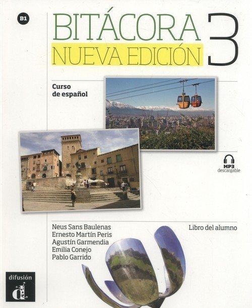 Bitácora 3 Nueva edición podręcznik