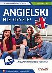 Angielski nie gryzie Poziom A1-A2 Książka+CD