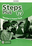 Steps Plus dla klasy 4 Teacher's Power Pack