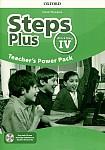 Steps Plus dla klasy IV Teacher's Power Pack