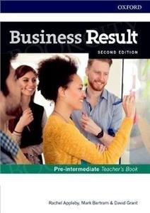 Business Result 2nd edition Pre-intermediate książka nauczyciela