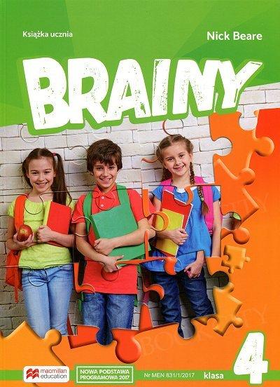 Brainy klasa 4 podręcznik