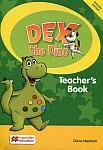 Dex the Dino książka nauczyciela
