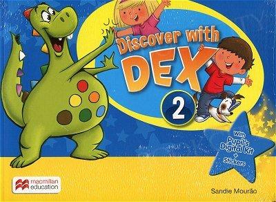 Discover with Dex 2 podręcznik