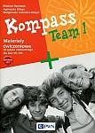 Kompass Team 1 Materiały ćwiczeniowe do języka niemieckiego dla klas  7 - 8