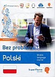 Polski Bez problemu! Mobilny kurs językowy (poziom średni B1) Książka + kod dostępu