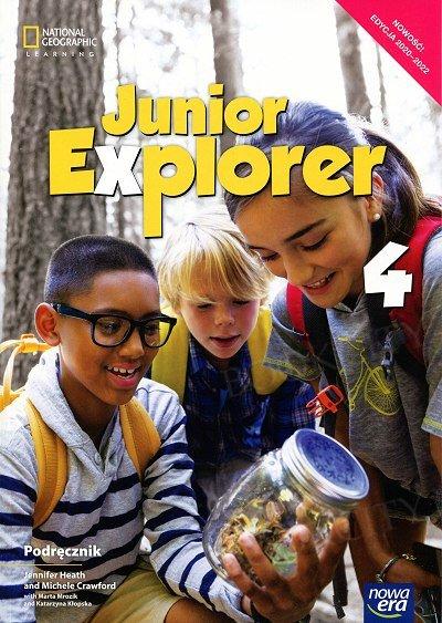 Junior Explorer klasa 4 podręcznik