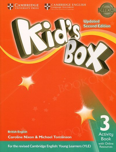Kid's Box 3 (Updated 2nd Ed) ćwiczenia
