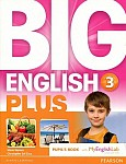 Big English PLUS 3 Pupil's Book with MyEnglishLab