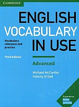 English Vocabulary in Use: Advanced. 3rd edition Book with Answers