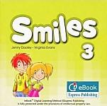 Smiles 3 Interactive eBook (Podręcznik cyfrowy)