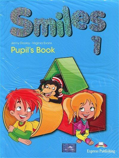 Smileys 1 podręcznik