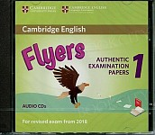 Cambridge English Flyers 1 (2017) Audio CD