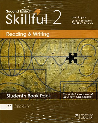 Skillful 2 Reading & Writing podręcznik