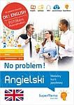 Angielski No problem! Mobilny kurs językowy (poziom podstawowy A1-A2, średni B1, zaawansowany B2-C1) Książka + kod dostępu