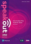 Speakout Intermediate Plus (2nd edition) Class Audio CDs