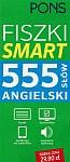 Fiszki Smart 555 słów Angielski