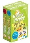 Happy Hoppy Fiszki dla dzieci pakiet angielski