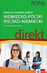 PONS Szkolny słownik niemiecko-polski polsko-niemiecki direkt