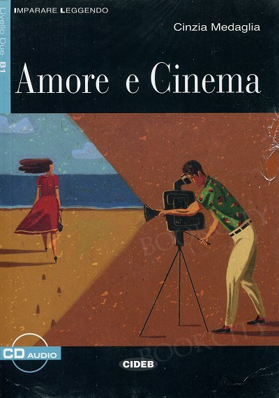 Amore e Cinema Libro + CD