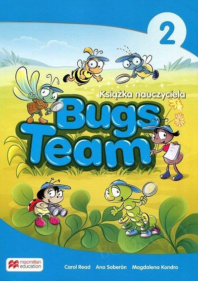 Bugs Team 2 książka nauczyciela
