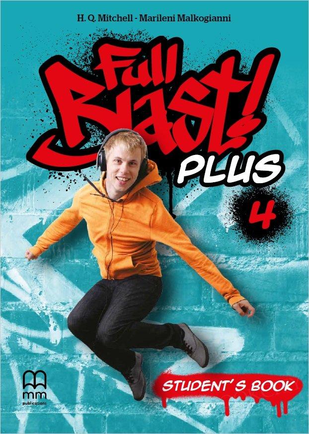Full Blast Plus 4 podręcznik