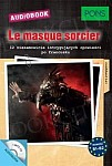 La masque sorcier Książka + CD mp3