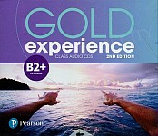 Gold Experience B2+ Class Audio CDs