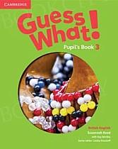 Guess What! 3 podręcznik