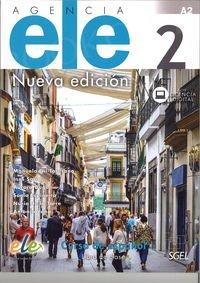 Agencia ELE Nueva edición 2 podręcznik