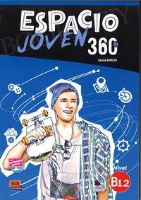 Espacio Joven 360 B1.2 Podręcznik + kod dostępu ELEteca