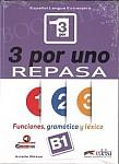 3 por Uno B1 Książka