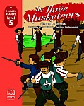 The Three Musketeers Student's Book (with CD-ROM)