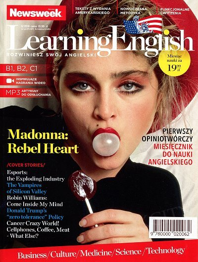 Newsweek Learning English nr 6/18