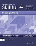 Skillful 4 Reading & Writing Książka nauczyciela Premium Pack