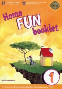 Storyfun 1 Starters Home Fun Booklet