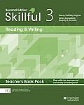 Skillful 3 Reading & Writing Książka nauczyciela + kod online