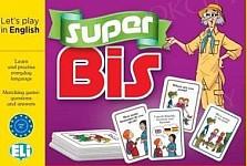 Super Bis English Gra językowa z polską instrukcją i suplementem