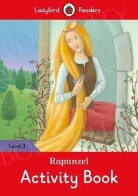 Rapunzel Activity Book Level 3