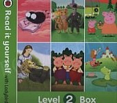 Read it yourself Level 2 box