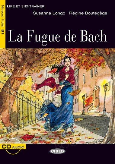 La fugue de Bach Livre + CD audio
