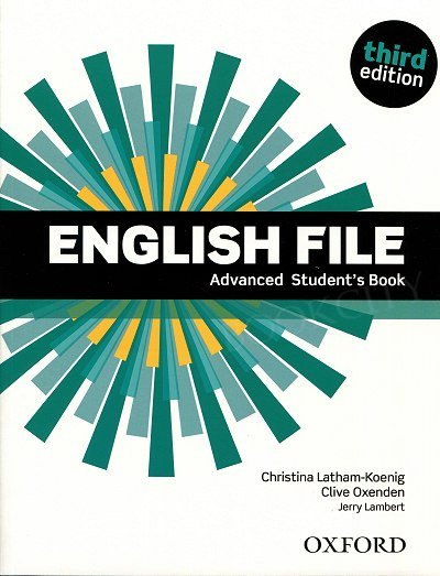 English File Advanced (3rd Edition) (2015) Student's Book