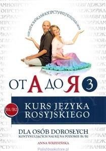 Od A do JA Poziom B1/B2 Podręcznik z ćwiczeniami + CD